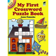 My First Crossword Puzzle Book (BOK)