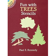 Fun with Trees Stencils (BOK)