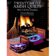 Twenty Little Amish Quilts (BOK)