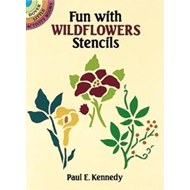 Fun with Wildflowers Stencils (BOK)