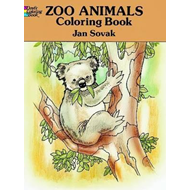 Zoo Animals Colouring Book