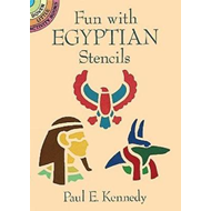 Fun with Egyptian Stencils (BOK)