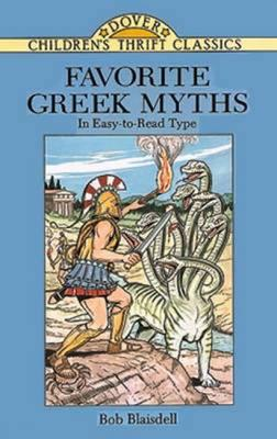Favorite Greek Myths (BOK)