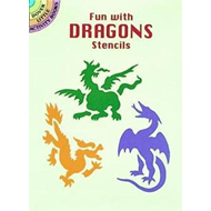 Fun with Dragons Stencils (BOK)