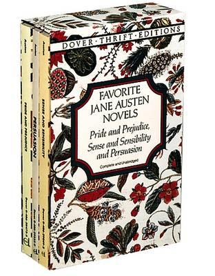Favorite Jane Austen Novels (BOK)