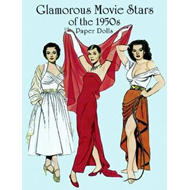 Glamorous Movie Stars of the Fifties Paper Dolls (BOK)