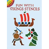 Fun with Vikings Stencils (BOK)