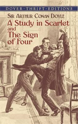 Study in Scarlet: And the Sign of Four (BOK)