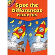 Spot the Differences Puzzle Fun (BOK)