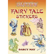 Glitter Fairy Tale Stickers (BOK)