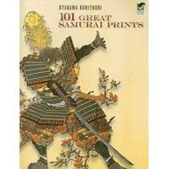101 Great Samurai Prints (BOK)