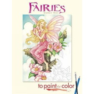 Fairies to Paint or Color (BOK)