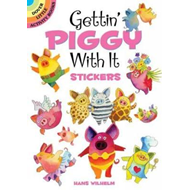 Gettin' Piggy with It Stickers (BOK)