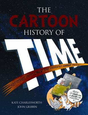 The Cartoon History of Time (BOK)