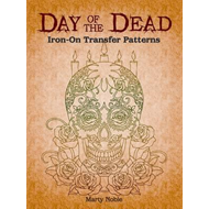 Day of the Dead Iron-On Transfer Patterns (BOK)