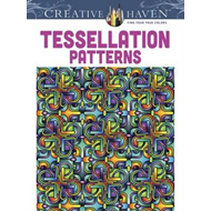 Creative Haven Tessellation Patterns Coloring Book (BOK)