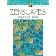 Creative Haven Zenscapes Coloring Book (BOK)