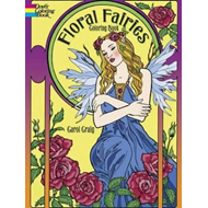 Floral Fairies Coloring Book (BOK)