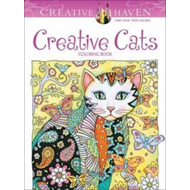 Creative Haven Creative Cats Coloring Book (BOK)