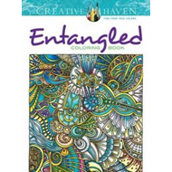 Creative Haven Entangled Coloring Book (BOK)