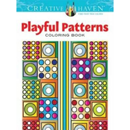 Creative Haven Playful Patterns Coloring Book (BOK)
