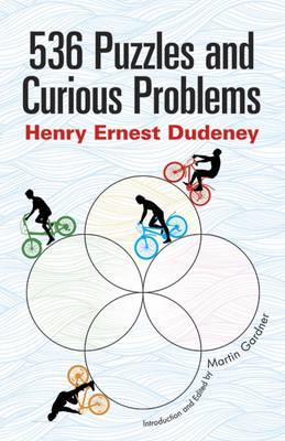 536 Puzzles and Curious Problems (BOK)