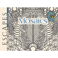ESCAPES Mosaics Coloring Book (BOK)