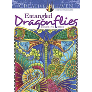 Creative Haven Entangled Dragonflies Coloring Book (BOK)