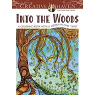 Creative Haven Into the Woods (BOK)