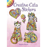 Creative Cats Stickers (BOK)