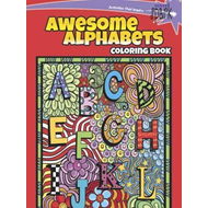 SPARK -- Awesome Alphabets Coloring Book (BOK)