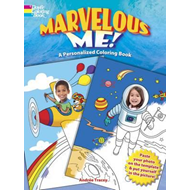 Marvelous Me! A Personalized Coloring Book (BOK)