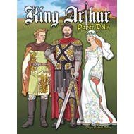 King Arthur Paper Dolls (BOK)
