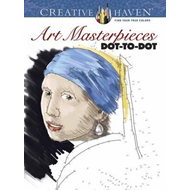 Creative Haven Art Masterpieces Dot-to-Dot (BOK)