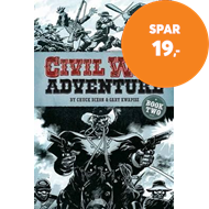 Produktbilde for Civil War Adventure: Book Two (BOK)