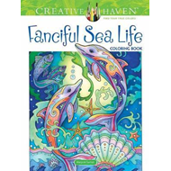 Creative Haven Fanciful Sea Life Coloring Book (BOK)