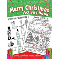 Merry Christmas Activity Book (BOK)