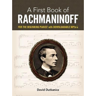 First Book of Rachmaninoff: for the Beginning Pianist with D (BOK)