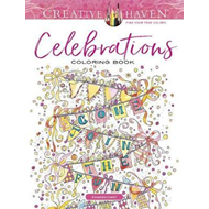 Creative Haven Celebrations Coloring Book (BOK)