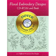 Floral Embroidery Designs (BOK)