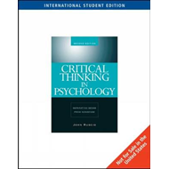 Critical Thinking in Psychology (BOK)