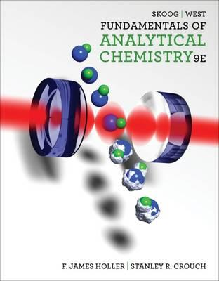 Fundamentals of Analytical Chemistry (BOK)