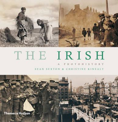 The Irish: A Photohistory (BOK)