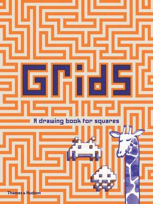 Grids: A Drawing Book for Squares (BOK)