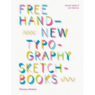 Free Hand New Typography Sketchbooks (BOK)