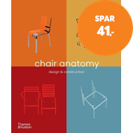 Produktbilde for Chair Anatomy (BOK)