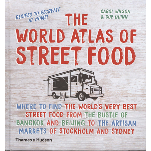 World Atlas of Street Food (BOK)