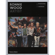 Ronnie Wood: Artist (BOK)
