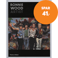 Produktbilde for Ronnie Wood: Artist (BOK)