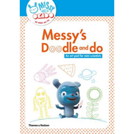 OKIDO: Doodle and Do: Messy Things to Make and Do, Pull Out (BOK)